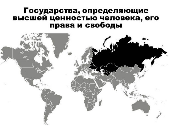 konstituciya rossii prava i svobody vmesto obyazannostej 15 Конституция России: Права и свободы вместо обязанностей