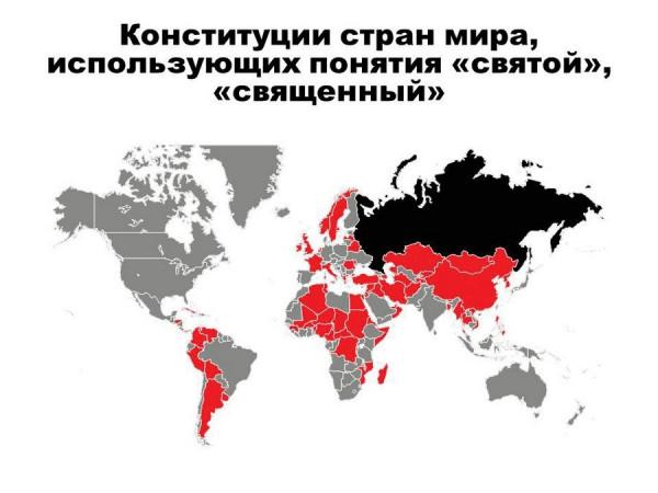 konstituciya rossii prava i svobody vmesto obyazannostej 23 Конституция России: Права и свободы вместо обязанностей