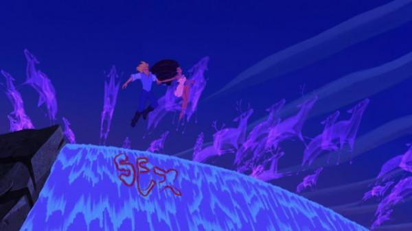 programmirovanie cherez mf pokaxontas1 4 Программирование сознания через мультфильм «Покахонтас»