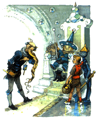 detskoe dao o volshebnike izumrudnogo goroda 8  Детское ДАО: О Волшебнике Изумрудного города