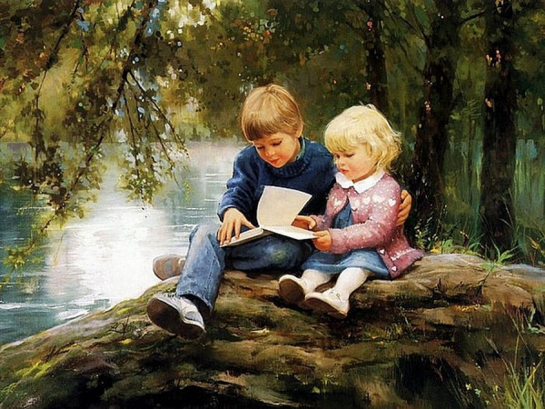 knigi druzya spisok detskoj literatury po vozrastam 1   Общество потребления как основа создания незрелой личности