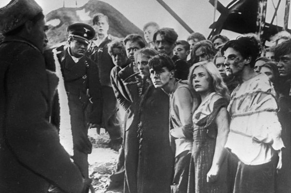 film molodaya gvardiya 1948 podvigu naroda zhit v vekax 10 Фильм «Молодая гвардия» (1948): Подвигу народа жить в веках