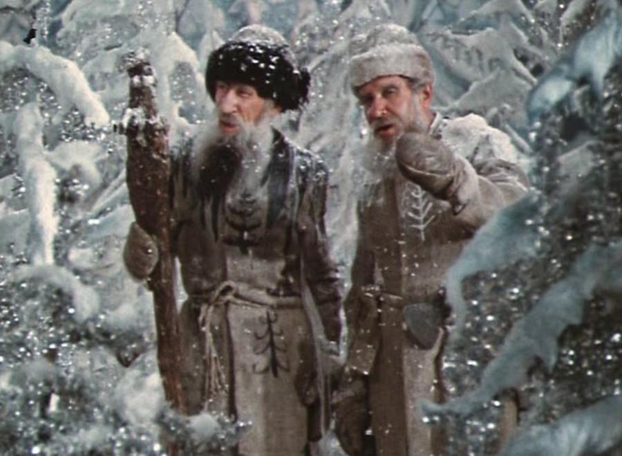 skazka dvenadcat mesyacev 6 Сказка «Двенадцать месяцев»: Предание о силе русской души