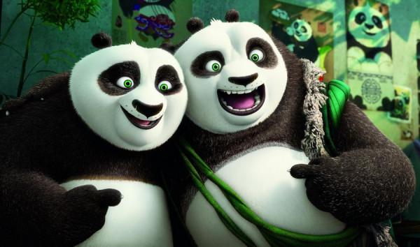 multfilm kung fu panda 3 2016 znakomim detej s odnopolymi roditelyami 1 Трилогия «Кунг фу Панда»:  История не только о боевых искусствах