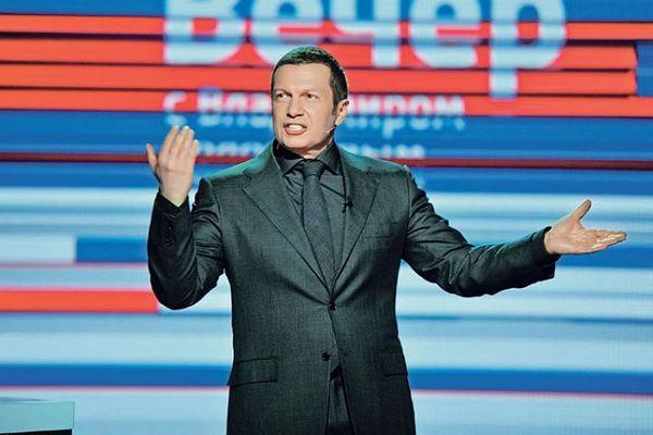 ob indikatore solovyova televidenii i predatelyax 1 Об «индикаторе Соловьёва», телевидении и «танцах с фашистами»