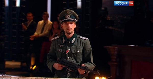 v roskomnadzor podan zapros iz za tancev s nacistami na rossii 1 В Роскомнадзор подан запрос по поводу «танцев с фашистами» на телеканале «Россия»