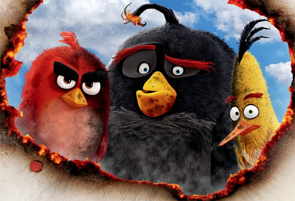 angry birds v kino o tom chto stanovitsya normoy v detskih multfilmah 3 «Angry Birds в кино»: О  том, что становится нормой в детских мультфильмах