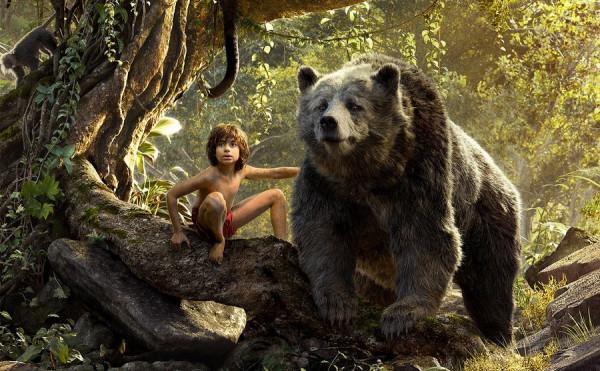 kniga dzhunglej 2016 1 Фильм «Книга джунглей» (2016): Дитя человеческое на пути к свету