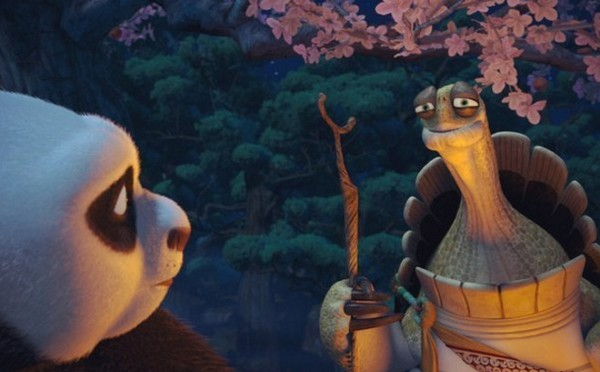 trilogiya kung fu panda istoria 4 Трилогия «Кунг фу Панда»:  История не только о боевых искусствах