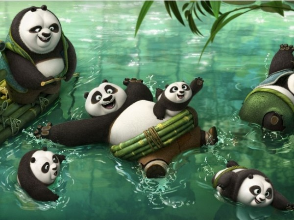 trilogiya kung fu panda istoria 6 Трилогия «Кунг фу Панда»:  История не только о боевых искусствах