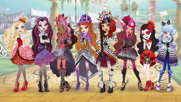 chemu uchit multfilm i kuklyi ever after high 2 Чему учит мультфильм и куклы Ever After High?