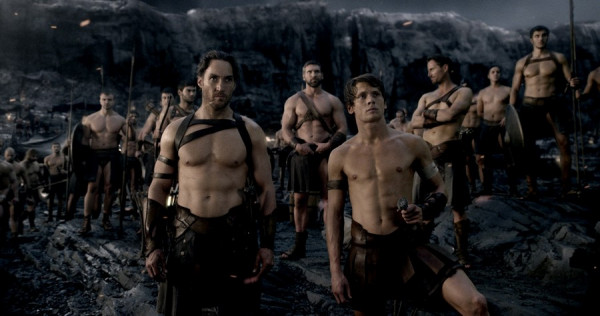 300 spartancev rascvet imperii privivaem nenavist k vostoku 5 300 спартанцев Расцвет империи: Прививаем ненависть к Востоку