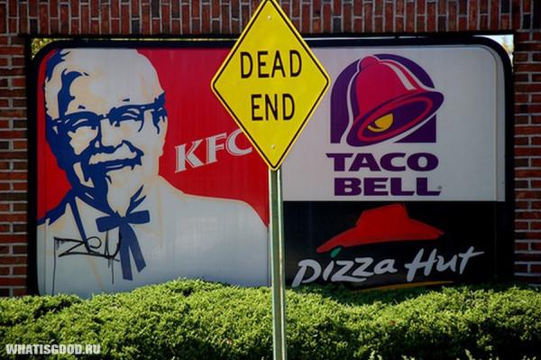 fastfud 21 Пропаганда вредного питания в СМИ