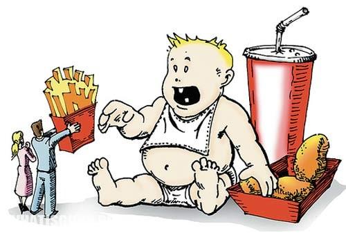 fastfud 7 Пропаганда вредного питания в СМИ