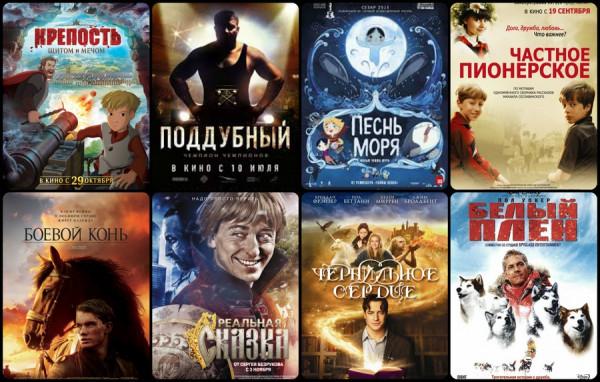 фильмы которые можно и нужно показывать детям