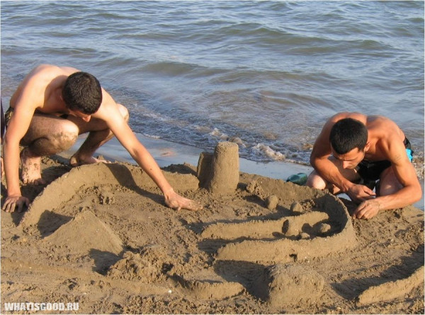 globalnaya pesochnica na ostrove durakov 10 Глобальная песочница на острове дураков