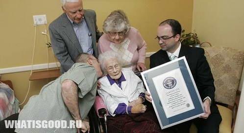 globalnoe shou samyj pozhiloj chelovek mira 4 Глобальное шоу: Самый пожилой человек мира