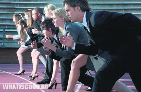 konkurenciya 2 Пропаганда конкуренции и финансового успеха в СМИ