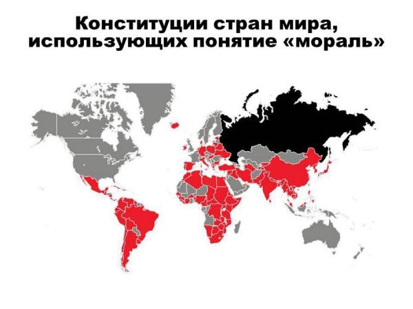konstituciya rossii prava i svobody vmesto obyazannostej 29 Конституция России: Права и свободы вместо обязанностей