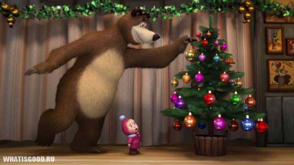 masha i medved vospityvaem rebenka egoista 4 Маша и Медведь: Воспитываем ребенка эгоиста