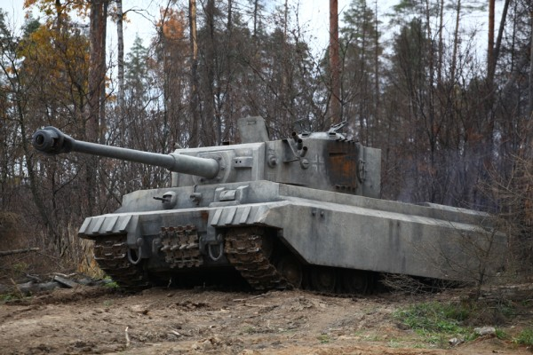belyj tigr 2012 vojna ne zakonchena 1 Белый тигр 2012: Война не закончена…