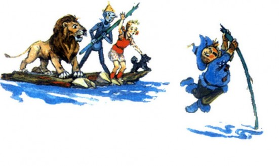 detskoe dao o volshebnike izumrudnogo goroda 1  551x329 custom Детское ДАО: О Волшебнике Изумрудного города