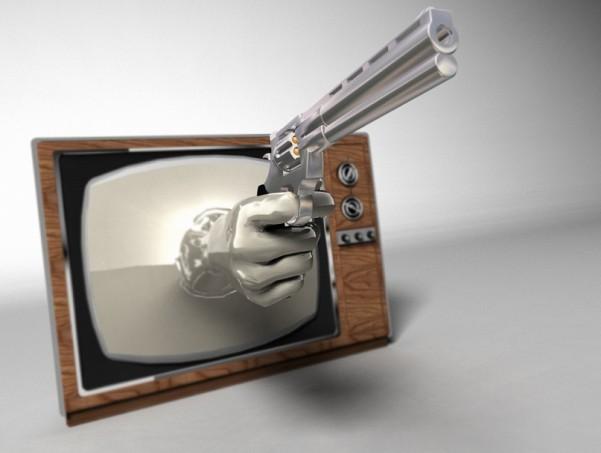 televidenie korolevstvo krivyx zerkal 2 601x453 custom Анализ вещания «Первого канала» и «России»: 0,3% времени на детские передачи