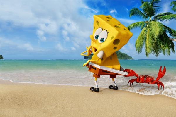 «Губка Боб в 3D»: Стоит ли показывать ребёнку такой мультфильм?