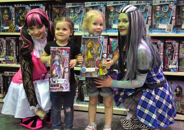 otvet magazinov detskij mir i dochki synochki na zhalobu o prodazhe kukol monster high2 Ответ магазинов «Детский мир» и «Дочки сыночки» на жалобу о продаже кукол Monster High