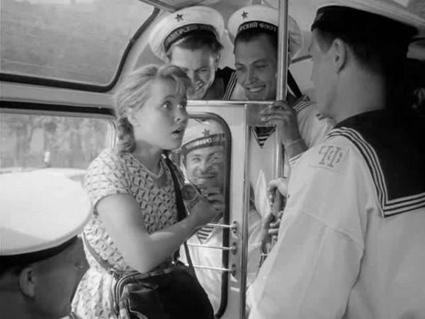 film uvolnenie na bereg 1962 kak za den oschastlivit cheloveka 1 Фильм «Увольнение на берег» (1962): Как за день осчастливить человека?