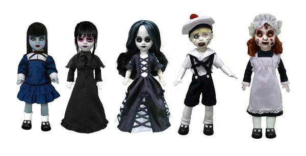 Living Dead Dolls Серьёзный взгляд на детские игрушки