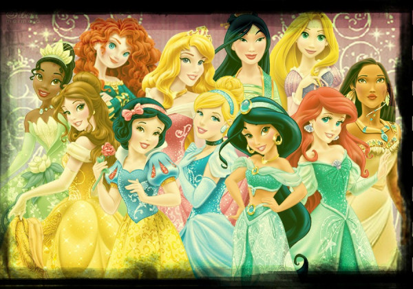 Чему учат диснеевские мульт-принцессы?