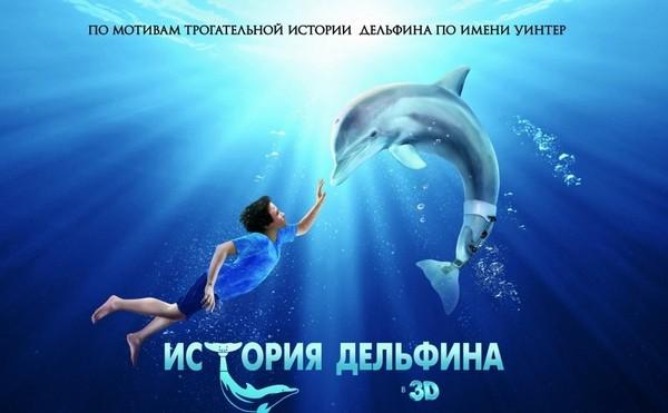 Фильм «История дельфина» (2011): Пример отношений к окружающим людям и животным