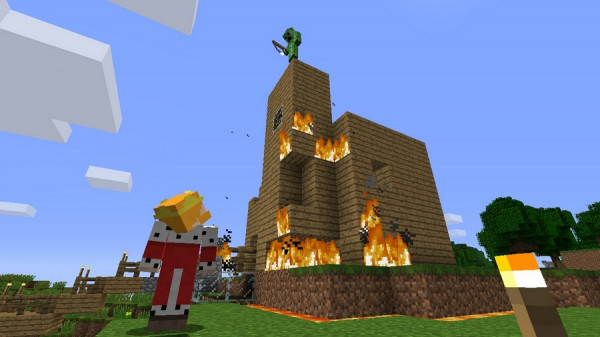 igra minecraft utilizaciya tvorcheskogo potenciala 3 Игра Minecraft   утилизация творческого потенциала