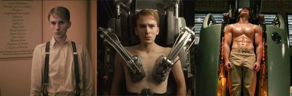 film pervyj mstitel 2011 4 Фильм «Первый Мститель» (2011): Воспитание безрассудного патриотизма