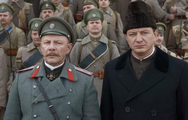 film batalon o tom kak vremennoe pravitelstvo podnimalo boevoj dux 7 «Батальонъ»: О том, как Временное правительство «поднимало» боевой дух