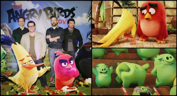 «Angry Birds в кино»: О  том, что становится нормой в детских мультфильмах