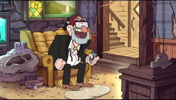 graviti folz urodstva i okkultizm kak povod dlya yumora v detskom multfilme 11 598x341 custom Мультфильм «Гравити Фолз» (Gravity Falls): Психоделика для детей