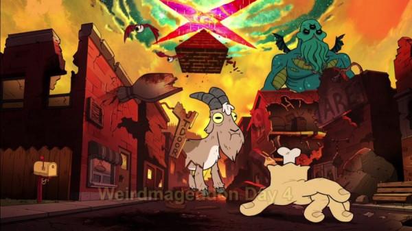 graviti folz urodstva i okkultizm kak povod dlya yumora v detskom multfilme 22 Мультфильм «Гравити Фолз» (Gravity Falls): Психоделика для детей