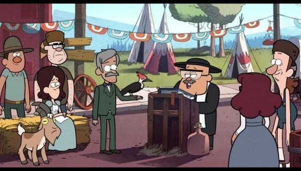 graviti folz urodstva i okkultizm kak povod dlya yumora v detskom multfilme 26 600x341 custom Мультфильм «Гравити Фолз» (Gravity Falls): Психоделика для детей