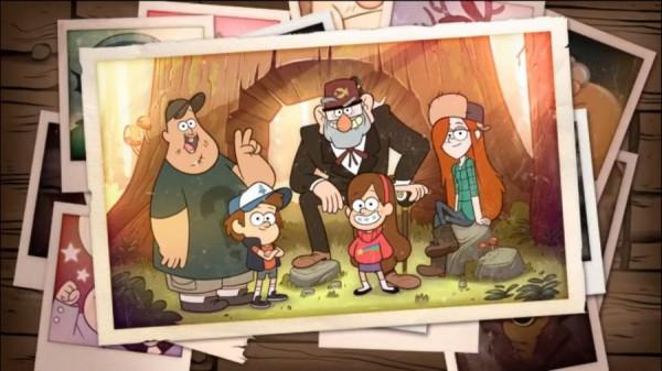 graviti folz urodstva i okkultizm kak povod dlya yumora v detskom multfilme 3 Мультфильм «Гравити Фолз» (Gravity Falls): Психоделика для детей