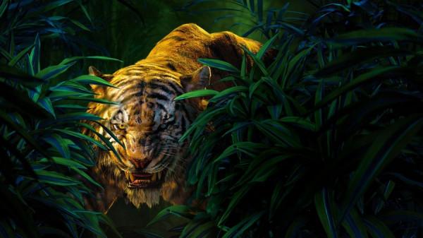 kniga dzhunglej 2016 4 Фильм «Книга джунглей» (2016): Дитя человеческое на пути к свету