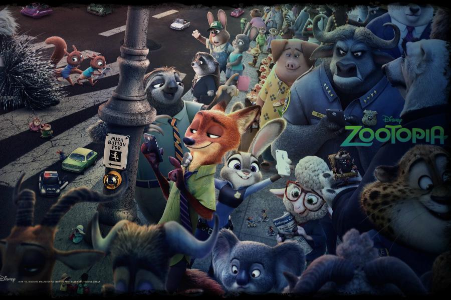 Мультфильм «Зверополис» (2016): Толерантное слабоумие в массы
