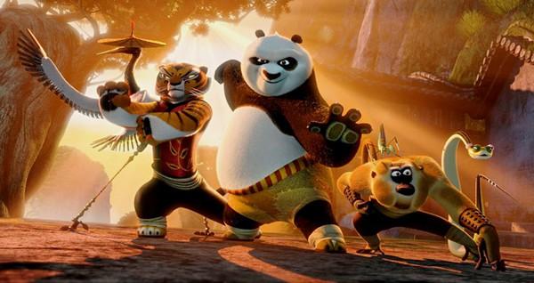 trilogiya kung fu panda istoria 3 Трилогия «Кунг фу Панда»:  История не только о боевых искусствах