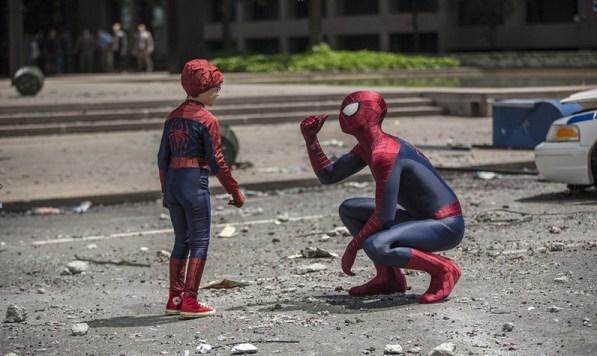 novyiy chelovek pauk kogda na pervom meste chelovecheskie kachestva a ne supersposobnosti 2 «Новый Человек паук»: Когда на первом месте человеческие качества, а не суперспособности