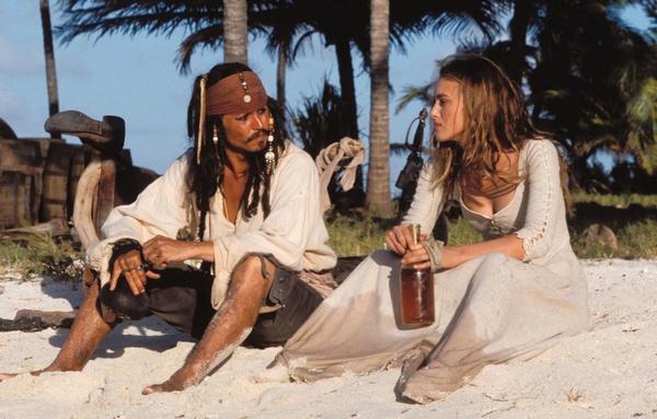 franshiza piratyi karibskogo morya 2003 2017 bandit i negodyay slavnyiy malyiy 2 Франшиза «Пираты Карибского моря» (2003 2017): Бандит и негодяй – славный малый?