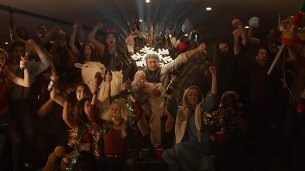 novogodniy korporativ 2016 1 Фильм «Новогодний Корпоратив» (2016): Нажрись – и будет тебе счастье