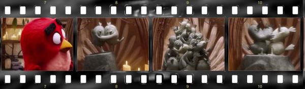 Особенности англоязычной версии мультфильма «Angry Birds в кино»
