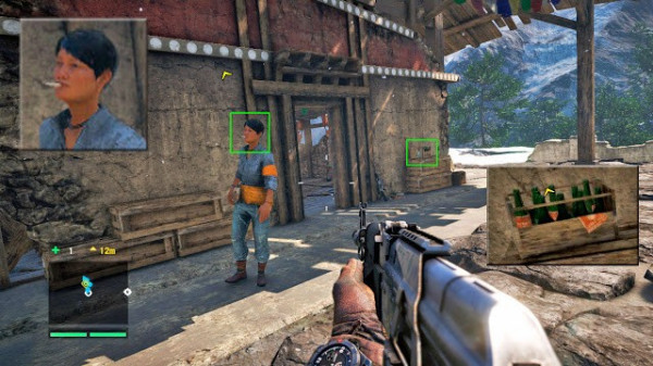tehnologii manipulirovaniya geymerom na primere igryi far cry 4 11 Технологии манипулирования геймером на примере игры «Far Cry 4»