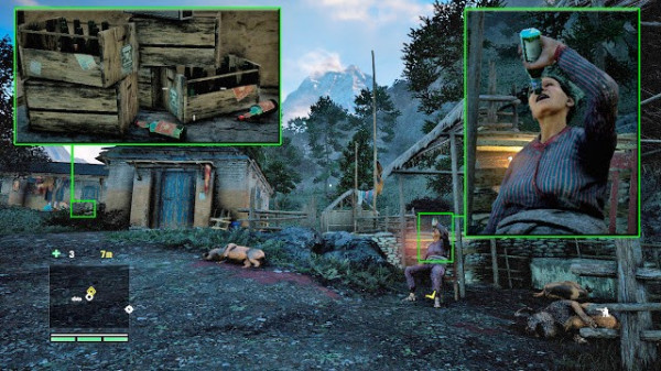 tehnologii manipulirovaniya geymerom na primere igryi far cry 4 19 Технологии манипулирования геймером на примере игры «Far Cry 4»